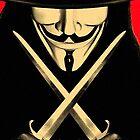 V for Vendetta by klaime
