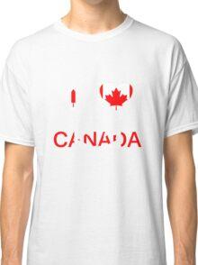 Love Canada Classic T-Shirt