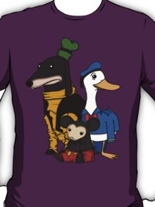 De-anthropomorphous Disney T-Shirt