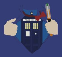 Truth, Justice and... Doctor Who? T-Shirt