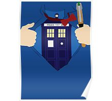 Truth, Justice and... Doctor Who? Poster