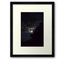 Moon Light Dreams # 1 Framed Print
