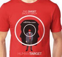 Human Target - Christopher Chance TV/Comic Minimalist Shirt Unisex T-Shirt