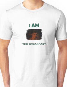 I am the breakfast - Breaking Bad Walt JR Unisex T-Shirt