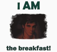 I am the breakfast – Breaking Bad Walt JR by amonamarthkid