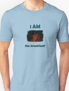 I am the breakfast – Breaking Bad Walt JR Unisex T-Shirt