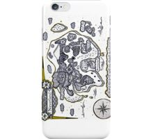 Neverland Illustration iPhone Case/Skin