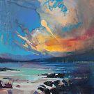 Blustery Sky by scottnaismith