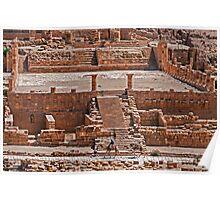 Petra City2. Poster
