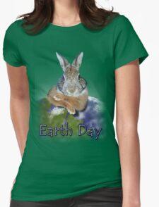 Earth Day Bunny Rabbit T-Shirt