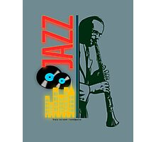 A jazz-O-logy affiche Photographic Print