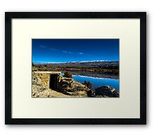 History Past Framed Print