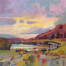 Arran from The Kyles of Bute by scottnaismith