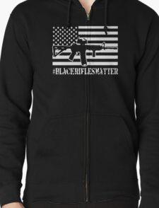 Black Rifles Matter T-Shirt