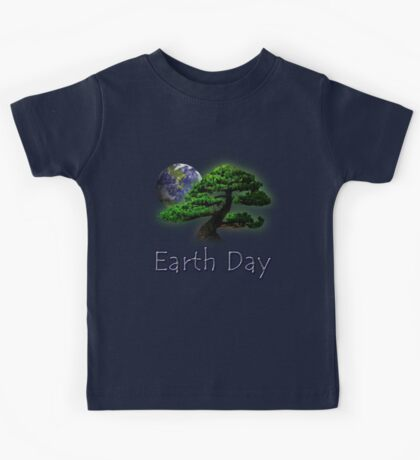 Earth Day Kids Tee
