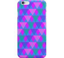 Triangular Coloration iPhone Case/Skin