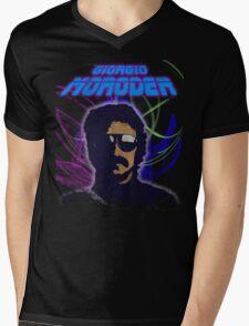 Moroder Mens V-Neck T-Shirt