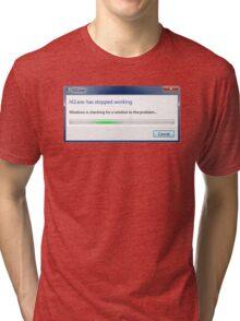 hl2.exe Tri-blend T-Shirt