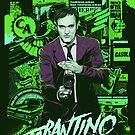 Tarantino 20 Years of Filmmaking V3 by klaime