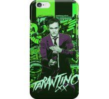 Tarantino 20 Years of Filmmaking V3 iPhone Case/Skin