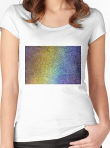 Inside a Rainbow Women's Fitted Scoop T-Shirt