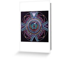 Sacred Woman Greeting Card