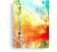 Unique Digital Abstract Art Canvas Print