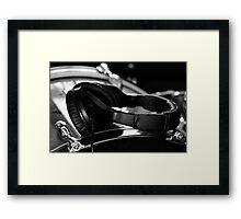Sound at Rest Framed Print