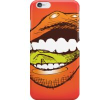 Orange Teaser iPhone Case/Skin