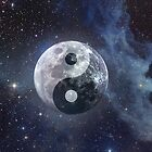 Lunar Yin Yang by Kitty Bitty