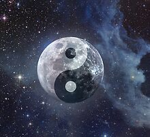 Lunar Yin Yang by KittyBitty1