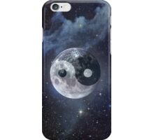 Lunar Yin Yang iPhone Case/Skin