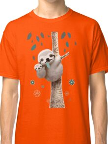 Baby Sloth Daylight Classic T-Shirt