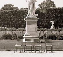 Garden Monument by careball