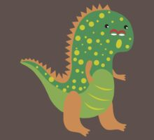 A Dinosaur Named George One Piece - Short Sleeve