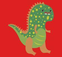 A Dinosaur Named George One Piece - Short Sleeve