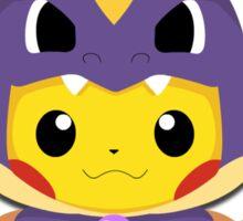 Mega Spyro Pikachu Sticker