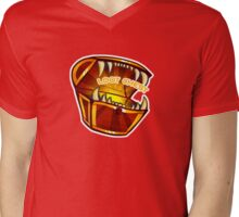 Loot Chest Mens V-Neck T-Shirt