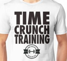 Time Crunch Training Nike Style Tee Unisex T-Shirt