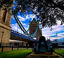 Tower Bridge  by joeferma