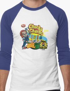 Chucky Charms Men's Baseball ¾ T-Shirt