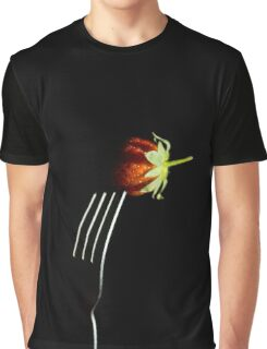 Forked berry Graphic T-Shirt