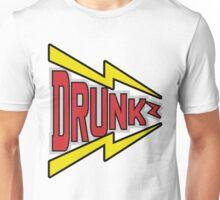 3 Drunk Geeks Logo: Drunk Unisex T-Shirt