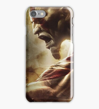 Gow iPhone Case/Skin
