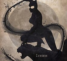 Catwoman by DigitalTheory