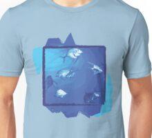 Threadfin Trevally Unisex T-Shirt