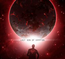 Last Son Of Krypton by DigitalTheory