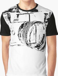 Camera  Graphic T-Shirt