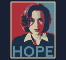 Scully - HOPE by mrsxandamere