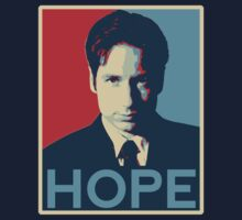 Mulder - HOPE by mrsxandamere